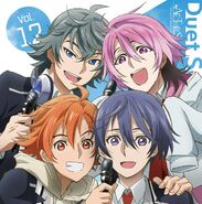 Saku, Sosuke, Hinata, and Uta Character Song Vol.12