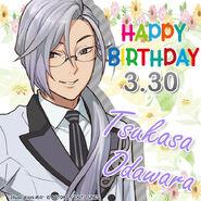 Happy Birthday Tsukasa Odawara