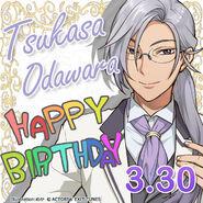 Tsukasa Odawara Happy Birthday