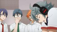 Sosuke telling Satsuma machines can't bring out the true potential