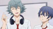Sosuke telling Kai he's going to pass