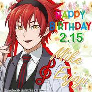 Happy Birthday Mike Enjoji