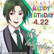 Happy Birthday Rei Ichijodani