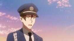 A guard calling to Ryo.jpg