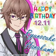 Happy Birthday Ryunosuke Hanakuma 2021