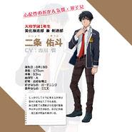 Yuto Nijo Profile