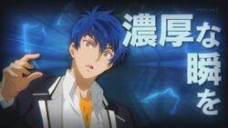 Hozumi appearing during INAZUMA SHOCK.jpg