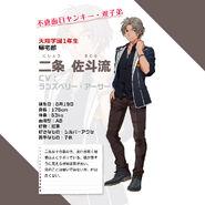 Satoru Nijo Profile