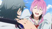 Uta appearing infront of Sosuke