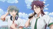 Sosuke telling Kakeru looks like he got stuck