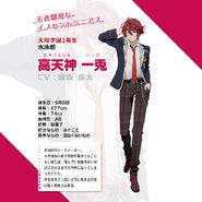 Itto Takatenjin Profile