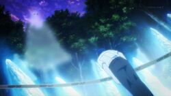 Saku bowing and asking the white shadow to save his sister.jpg