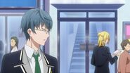 Satsuma telling Ryo try sounding nicer