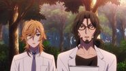 Washiho telling Saku he hasn't seen any white shadows