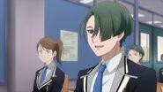 Chiguma telling Mitsuki that's a great idea