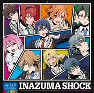 Inazuma Shock Cover