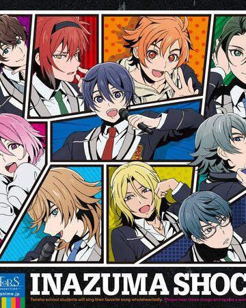 Inazuma Shock Cover.jpg