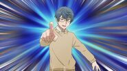 Satsuma telling Ryo and Konishi I have heard some of your conversation