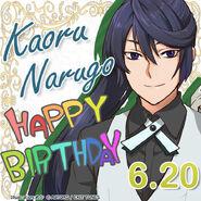 Kaoru Narugo Happy Birthday