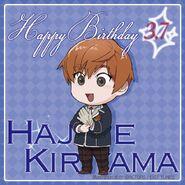 Happy Birthday Hajime Kiriyama Chibi