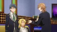 Mitsuki persuading to Satsuma and Ryo