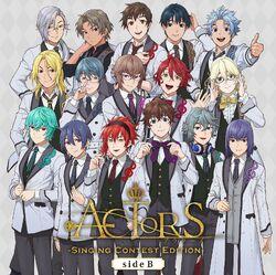 ACTORS -Singing Contest Edition- Side B.jpg