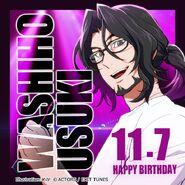 Happy Birthday Washiho Usuki
