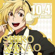 Happy Birthday Shiro Nanao