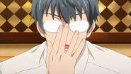 Satsuma telling Saku time is bright and precious