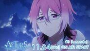 ACTORS -Songs Connection- Uta Episode 8 tweet on air November 24