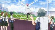 Sosuke telling Uta to stop from jumping