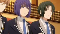 Ushio sitting with Rei and telling Tsukasa I haven't.jpg