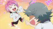 Sosuke telling Uta let's borrow some instruments