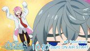 ACTORS -Songs Connection- Sosuke and Uta Episode 4 tweet on air October 27