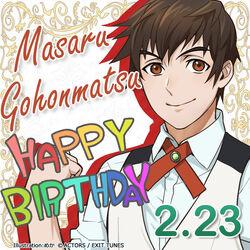 Masaru Gohonmatsu Happy Birthday.jpg