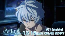 ACTORS -Songs Connection- Keishi Episode 11 tweet on air December 15.jpg
