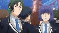 Rei and Ushio witnessing Mitsuki running.jpg