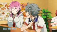 Sosuke telling Uta to shut up