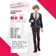 Tamotsu Araki Profile