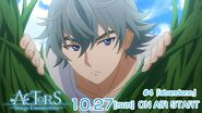 ACTORS -Songs Connection- Sosuke in the grass Episode 4 tweet on air October 27