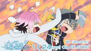 ACTORS -Songs Connection- Uta fighting with Sosuke Episode 8 tweet on air November 24