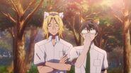 Satsuma and Ryo talking about recruiting Sosuke and Uta