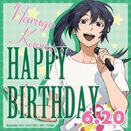 Happy Birthday Narugo Kaoru