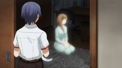 Saku seeing the presence of Nozomi.jpg