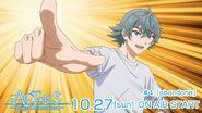 ACTORS -Songs Connection- Sosuke Episode 4 tweet on air October 27