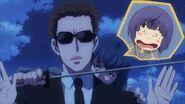 Ushio thinking if he has truly awakened