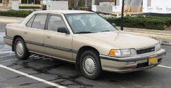 """1988 Acura Legend """"LS"""" sedan"""