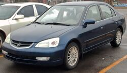 2001-03 Acura 1.7EL - Chassis Code MB4
