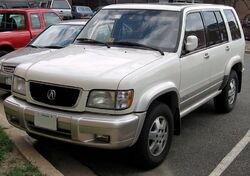 1998-1999 Acura SLX