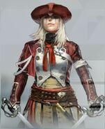Female Assassin Soldier